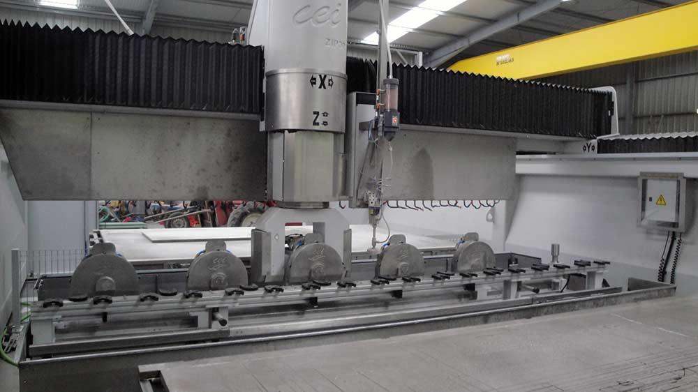 Stone Jet Mill Wasserstrahl (Patent)