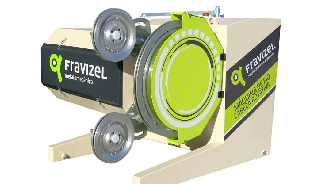 Fravizel Steinmaschine